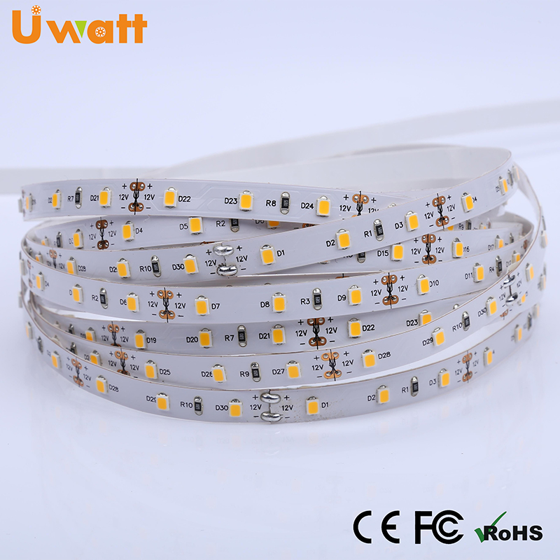 DC12V 2835 LED Strip 60-240leds/UN-FPC-E2835x-xxD-12V