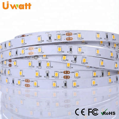 Chinese suppliers indoor LED Strip lights 24V/ UN-FPC-E2835x-xxD-24V