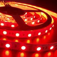 Factory Price RGB LED Strip 12V 24V/UN-F500*10-5050RGB-60D-12V/24V